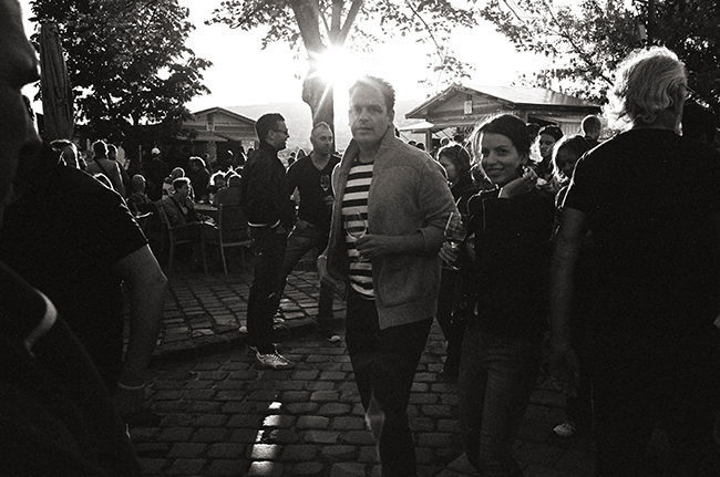 Buda Castle Wine Festival, Budapest, Hungary; Leica MP 0.58, 35mm Summicron, Kodak Tri-X © Doug Kim