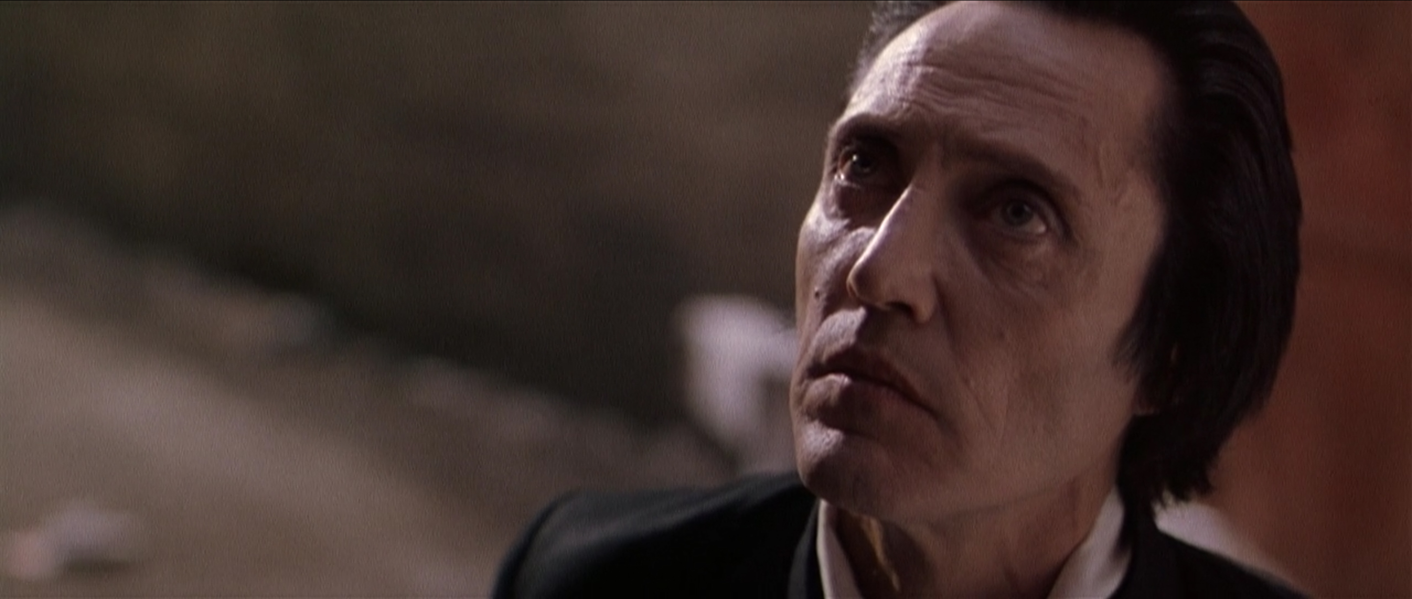 Christopher Walken as the archangel Gabriel in The Prophecy, 1995