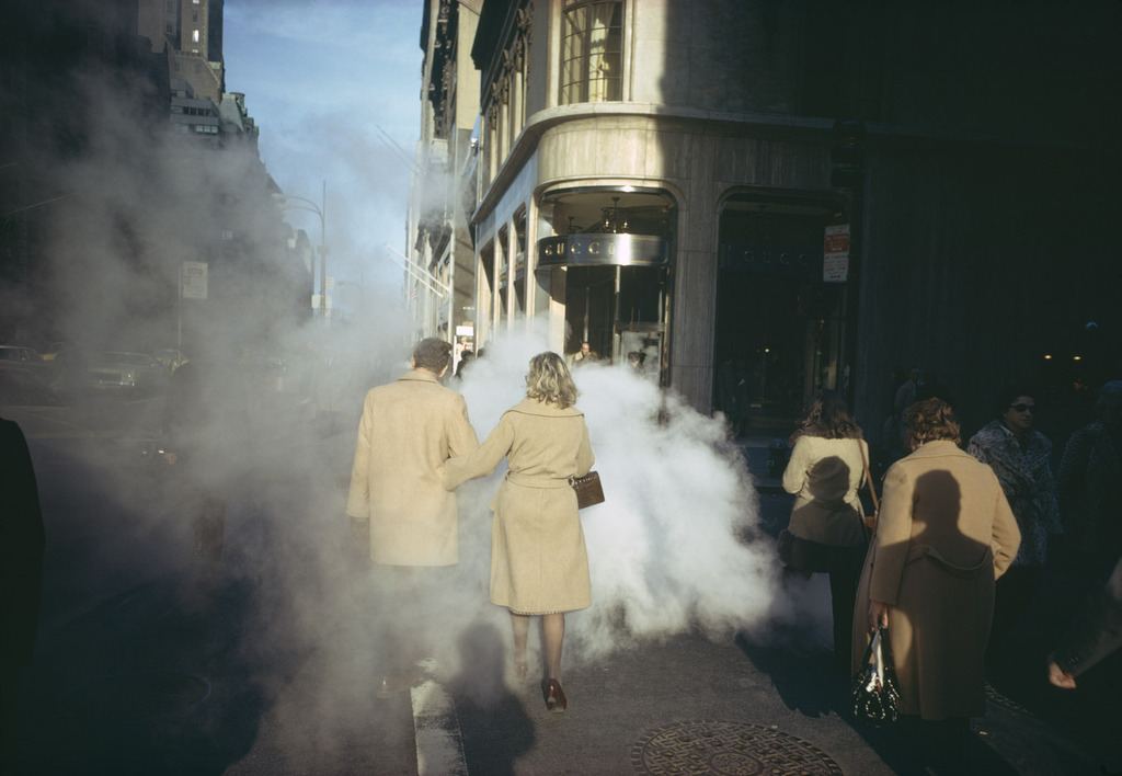 New York City © Joel Meyerowitz