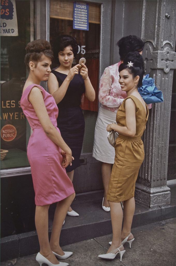 New York City, 1963 © Joel Meyerowitz