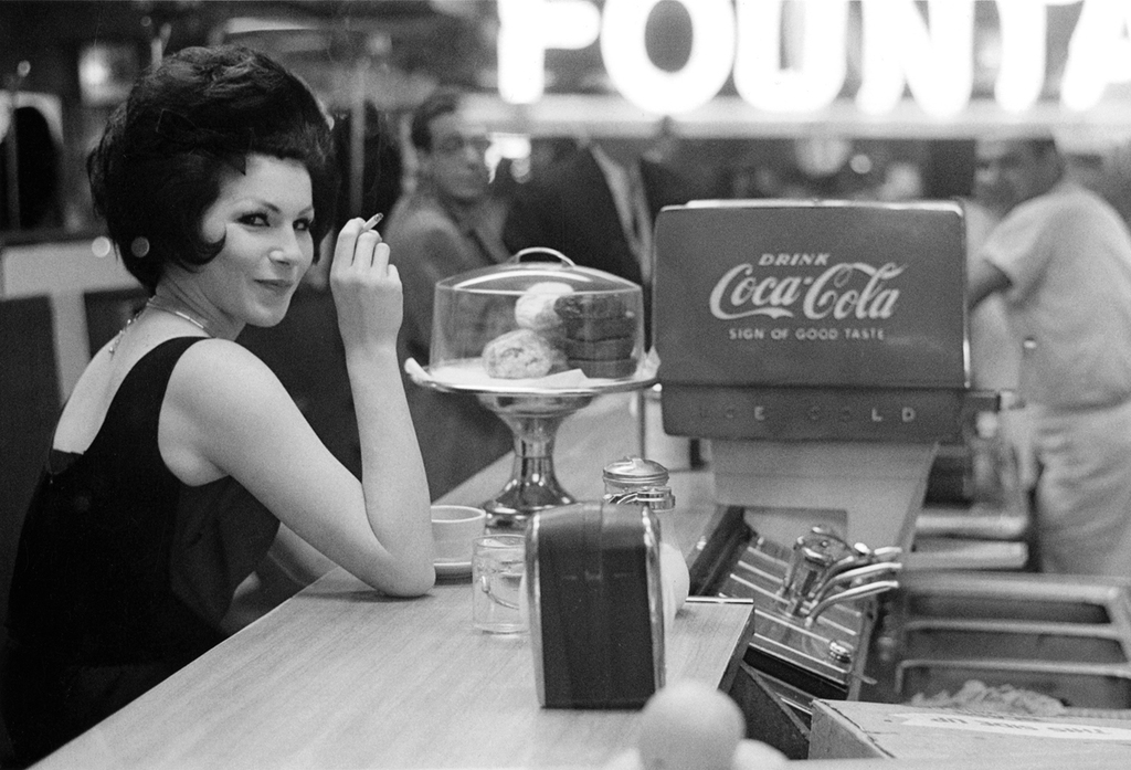 New York City, 1962 © Joel Meyerowitz