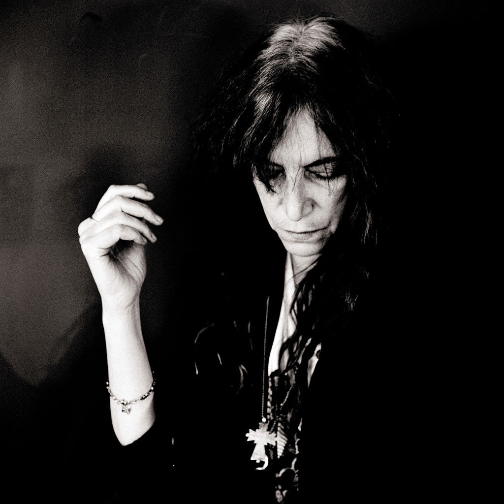 Patti Smith, 2010  Richard Dumas