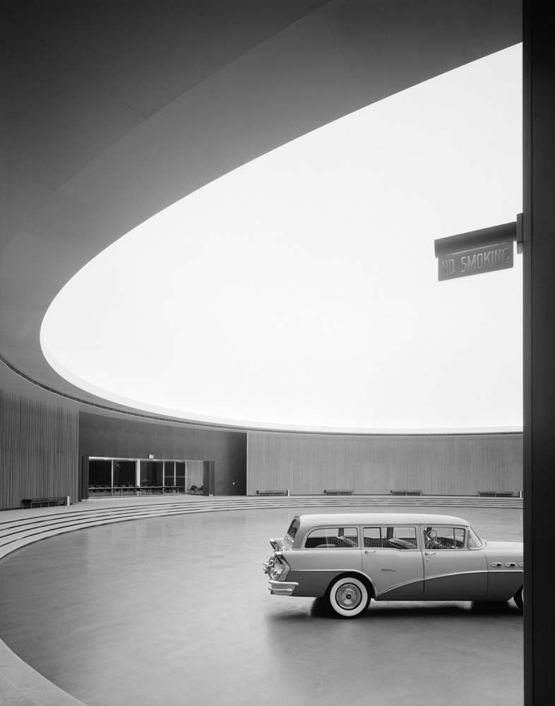 General Motors Technical Center,1950 ©  Ezra Stoller