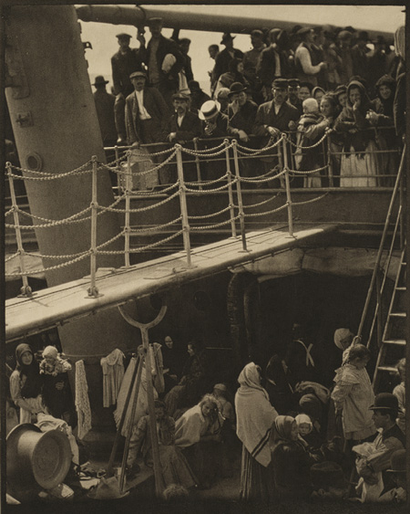 The Steerage, 1907  Alfred Stieglitz