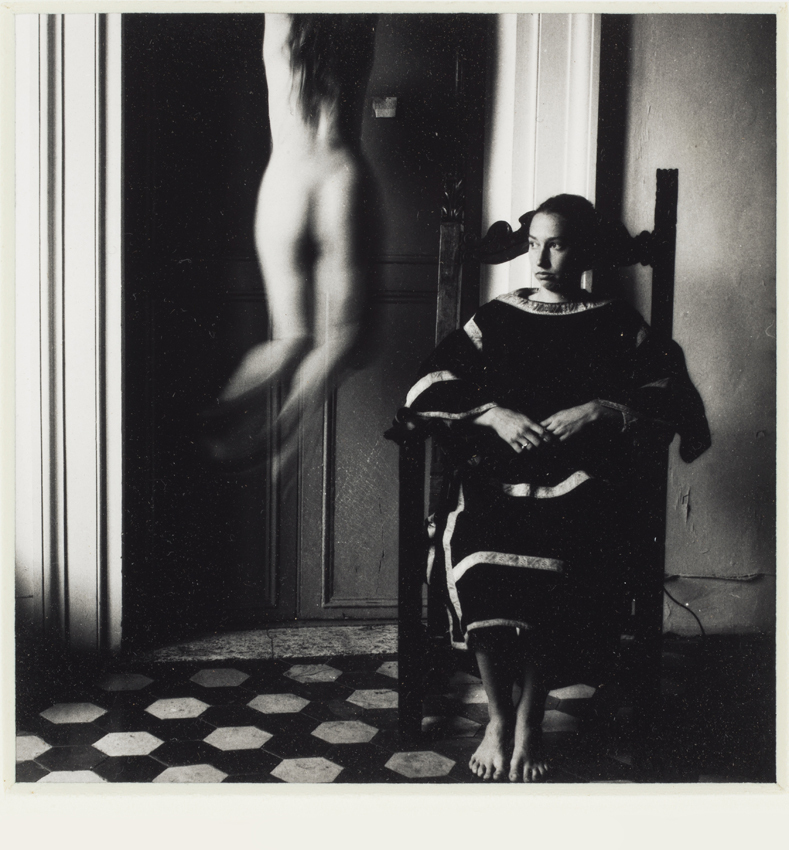 Untitled, Rome, 1977-1978 © Francesca Woodman