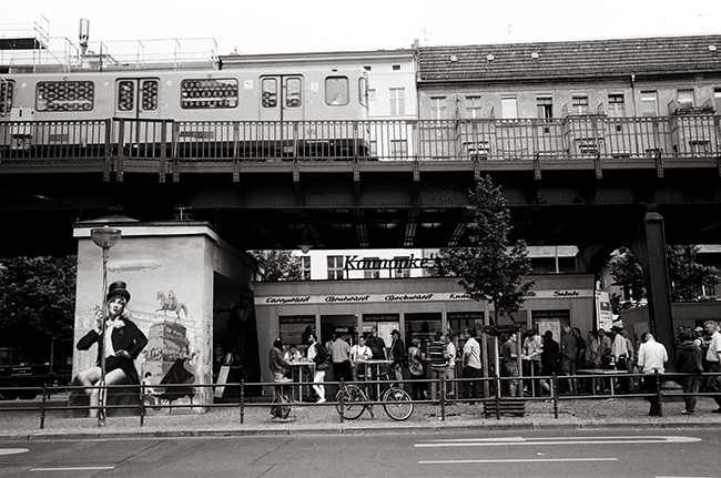 Prenzlauer, Berlin; Leica MP 0.58, 35mm Summicron, Kodak Tri-X © Doug Kim