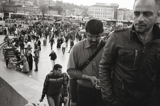 Eminönü, Istanbul, Turkey; Leica MP 0.58, 35mm Summicron, Kodak Tri-X © Doug Kim