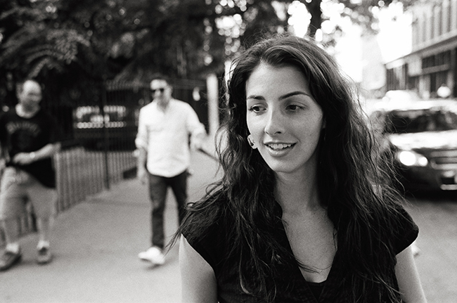 Shelley, Flatiron, New York; Leica MP 0.58, 35mm Summicron, Kodak Tri-X © Doug Kim