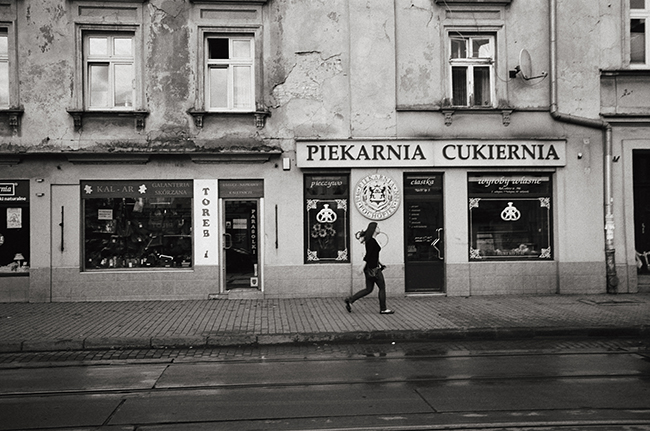 Wesola, Kraków, Poland; Leica MP 0.58, 35mm Summicron, Kodak Tri-X © Doug Kim