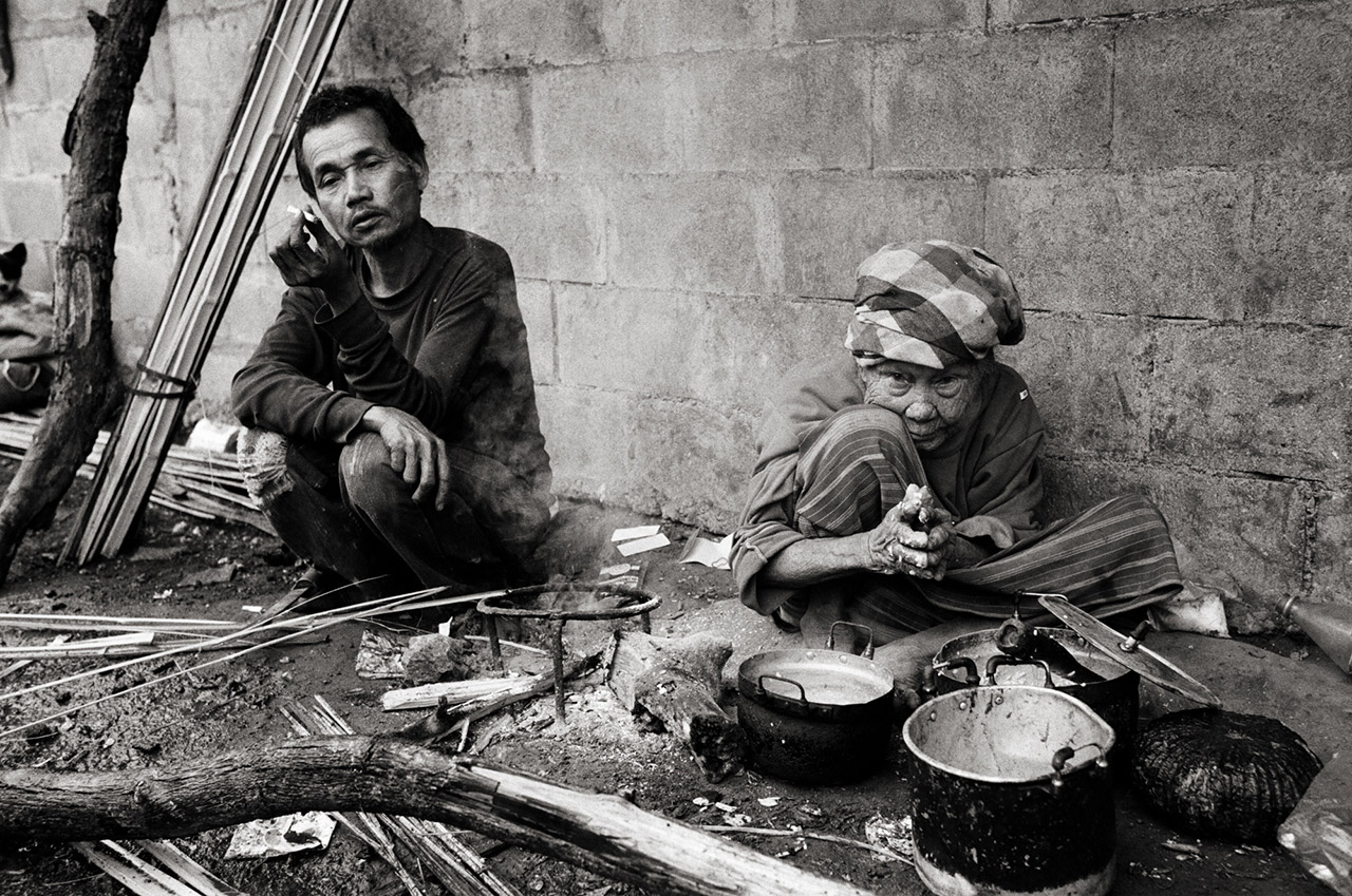 hill tribes thailand