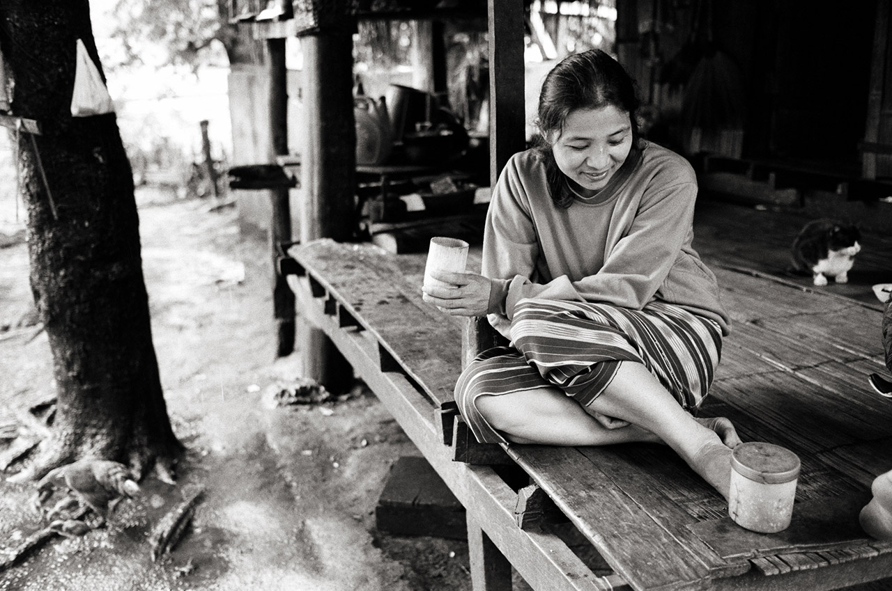 Palong Hill Tribe, Chiang Mai, Thailand; Leica MP 0.58, 35mm Summicron, Kodak Tri-X © Doug Kim