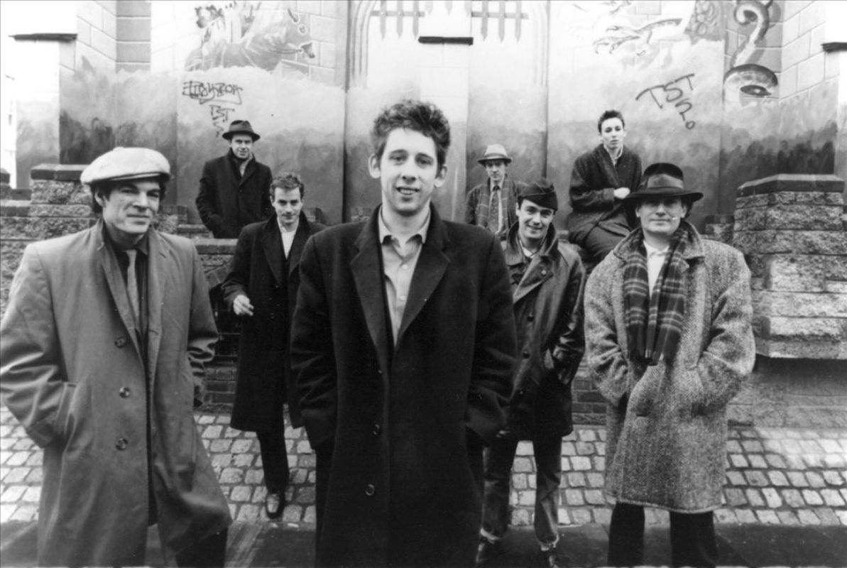 The Pogues, date and photographer unknown