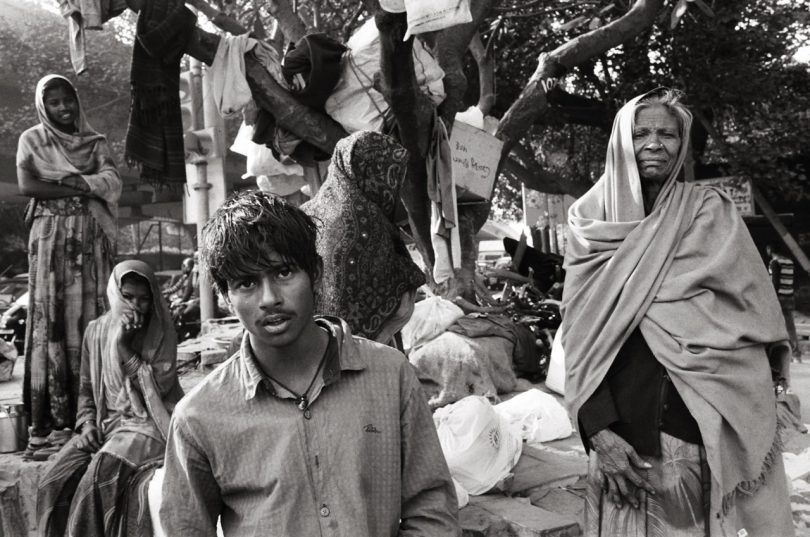 Delhi, India; Leica MP 0.72, 35mm Summilux, Kodak Tri-X © Doug Kim