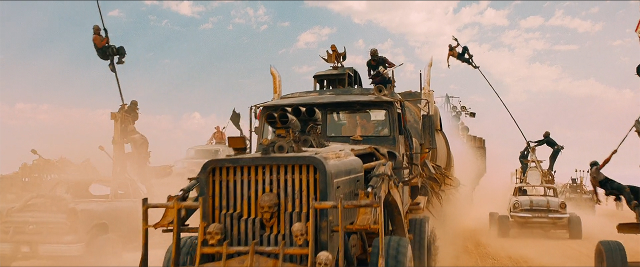 Steven Soderbergh on George Miller's Mad Max: Fury Road (2015)