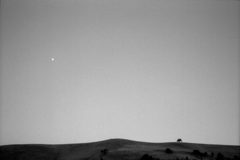 Route 162, California; Leica MP 0.58, 35mm Summicron, Kodak Tri-X © Doug Kim
