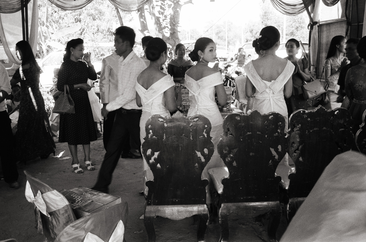 Siem Reap Cambodia Weddings Street Photography Leica Film Photography Kodak Tri-X
